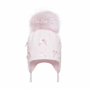 Pom Pom Envy – Pink – Fairy Bow