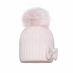 Pom Pom Envy – Pink – Twinkle Bow