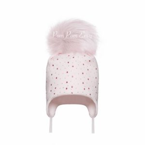 Pom Pom Envy – Pink – Mixed Bling