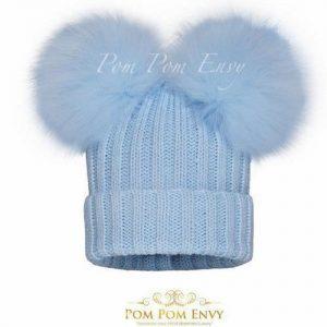 Pom Pom Envy – Blue – Double Dream