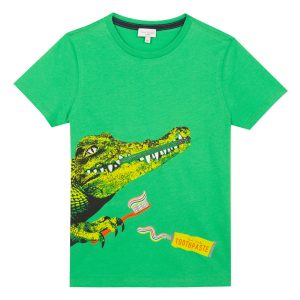 PAUL SMITH JUNIOR Adam T-Shirt 10652