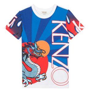 KENZO KIDS Dragon T-Shirt 10568