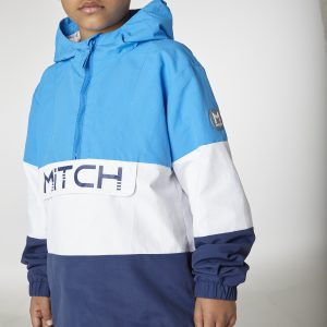 Mitch CHARLES Pull Over Jacket