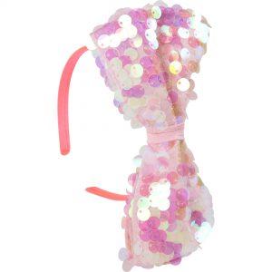 BILLIEBLUSH Pink Hairband U10340