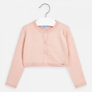 Mayoral Pink Cardigan 321