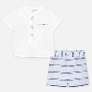 Mayoral Baby Boy Shorts Set 1267