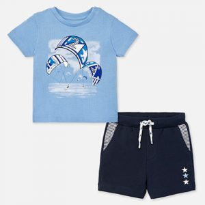 Mayoral Toddler Shorts Set 1690