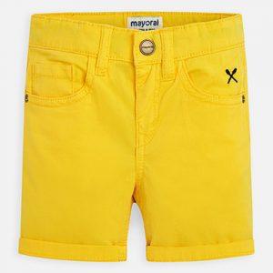 Mayoral Boys Yellow Shorts 204