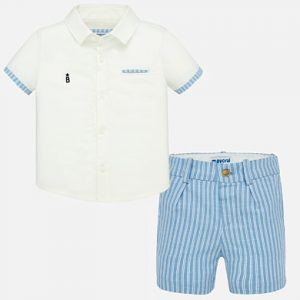 Mayoral Toddler Boys Shorts Set 1293