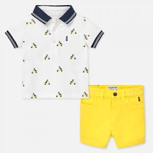 Mayoral Toddler Boys Shorts Set 1295