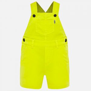 Mayoral Toddler Boys Yellow Dungarees 1687