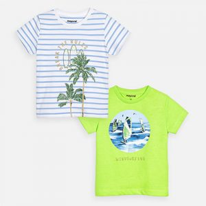 Mayoral Baby 2 Pack T-shirts 3065