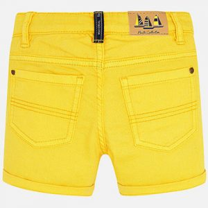 Mayoral Boys Yellow Shorts 3257