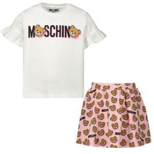 Moschino Baby Skirt Set MDG000