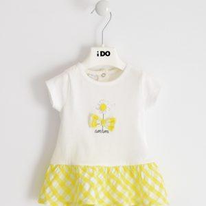 iDO Yellow Dress J643
