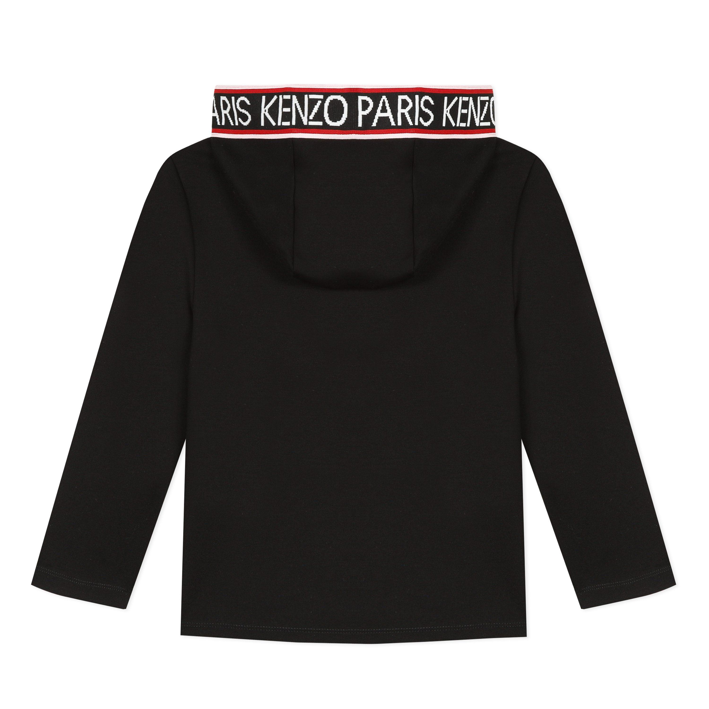 KENZO Black Tokyo Hoodie 17038
