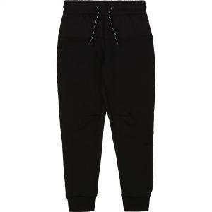 DKNY Boys Black Joggers D24723