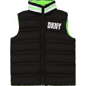 DKNY Boys Reversible Vest D26332
