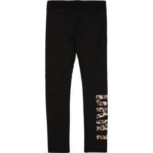 DKNY Black Leggings D34A04