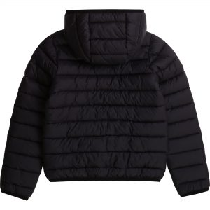 TIMBERLAND Black Puffer Jacket T26516