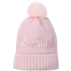 BILLIEBLUSH Pink Hat U11074