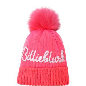 BILLIEBLUSH Fuchsia Hat U11074