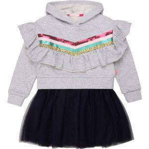 BILLIEBLUSH Grey Dress U12598