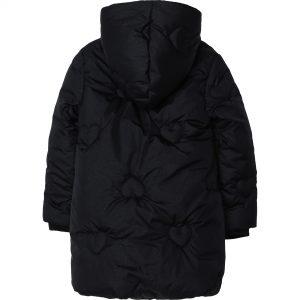 BILLIEBLUSH Dark Grey Puffer Jacket U16264