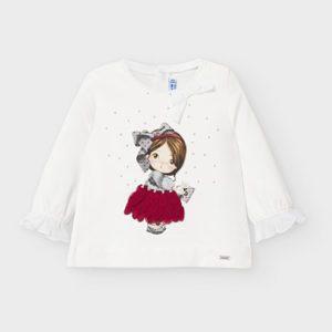 Mayoral Toddler Red T-Shirt 2054