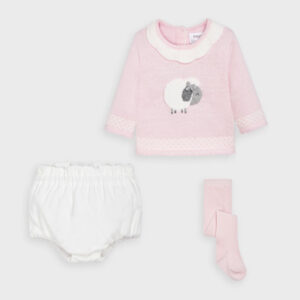 Mayoral Baby Girls Bloomers Set 2212