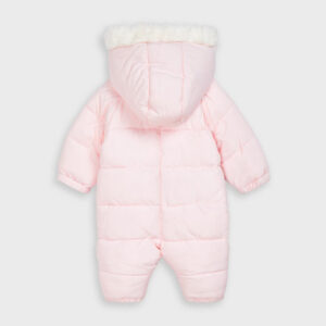 Mayoral Pink Snowsuit 2627