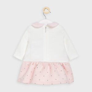 Mayoral Baby Girl Pink Dress 2854