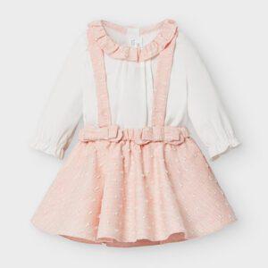 Mayoral Baby Girls Skirt Set 2858