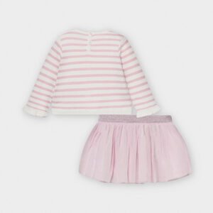 Mayoral Toddler Skirt Set 2974