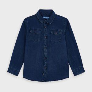 Mayoral Boys Denim Shirt 4146