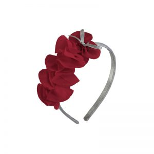 Mayoral Toddler Red Hairband 10850