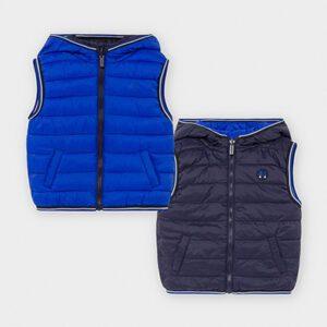 Mayoral Toddler Blue Reversible Bodywarmer 2352