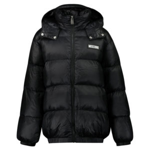 MOSCHINO Black Jacket HDS02Y