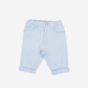 TUTTO PICCOLO Blue Trousers 9115