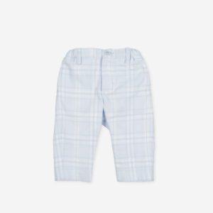 TUTTO PICCOLO Blue Trousers 9128