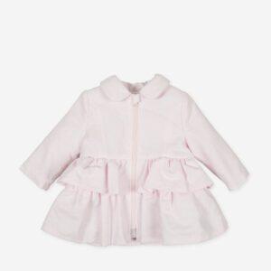 Tutto Piccolo Pink Coat 9514