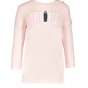 LE CHIC Baby Pink Dress 7813