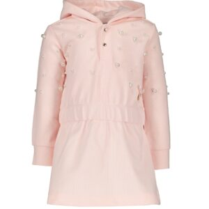 LE CHIC Baby Pink Dress 7834