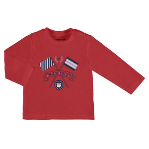 Mayoral Red Toddler T-Shirt 2049