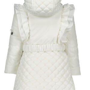 LE CHIC White Baby Jacket
