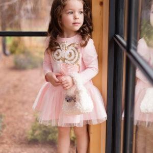 DAGA Pink Dress 7937