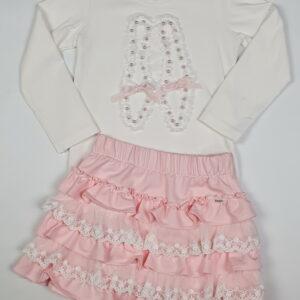 Daga Pearl Skirt Set
