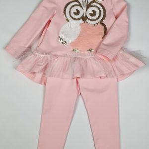 DAGA Pink Leggings Set