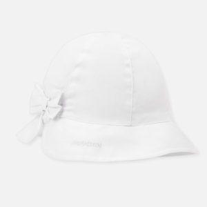 Mayoral White Sun Hat 10744