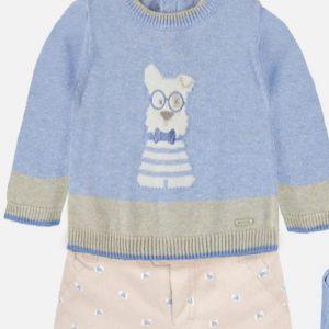 Mayoral Baby Boys Shorts Set 2204